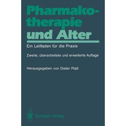 Pharmakotherapie und Alter: eBook von
