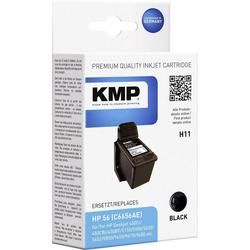 KMP KMP Tintenpatrone H11 Schwarz 0995,4561 Tintenpatrone