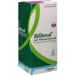Bifiteral mit Pflaumenaroma 667 mg/ml Lsg.z.Einn.