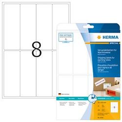 200 HERMA Versandetiketten 8326 weiß