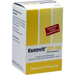 EUSOVIT 201 mg Weichkapseln 50 St.