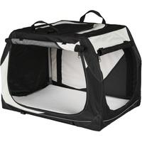 TRIXIE 39721 Tragevorrichtung für Tiere Auto-Haustiertransportbox