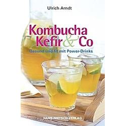 Kombucha  Kefir & Co. Ulrich Arndt  - Buch