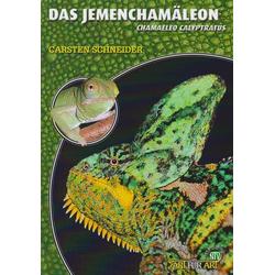 Das Jemenchamäleon als Buch von Carsten Schneider