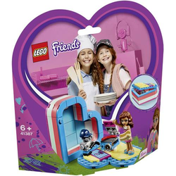 41387 LEGO® FRIENDS Olivias sommerliche Herzbox