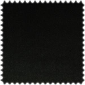 Hochwertiger Samt Möbelstoff MOHAIR LOOK Schwarz mit Fleckschutz