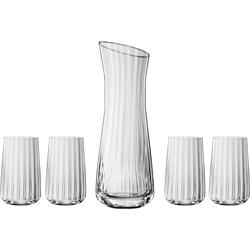 SPIEGELAU Gläser-Set Life Style (5-tlg), Kristallglas