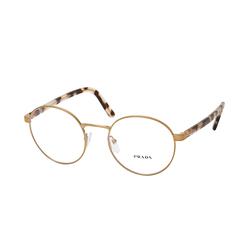 Prada HERITAGE PR 52XV ACD1O1, inkl. Gläser, Runde Brille, Damen