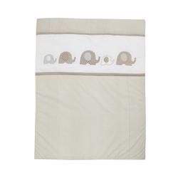 Krabbeldecke Krabbeldecke Elefant, 100 x 135 cm, Alvi®