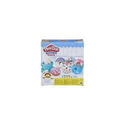 Hasbro Knete Play-Doh Bunte Donuts
