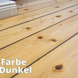 planeo Holzfuge Woodflex Eiche Natur - 1K Fugendichtstoff für hochwertige Bewegungsfugen bei Parkett, Laminat und Dielenboden