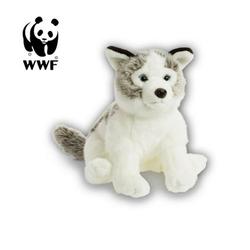 WWF Plüschfigur Plüschtier Husky (30cm)