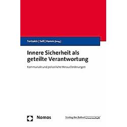 Innere Sicherheit als geteilte Verantwortung - Buch
