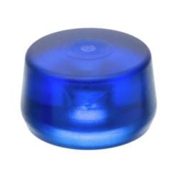 Ersatz-Schlageinsatz 50 mm Celluloseacetat, blau