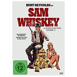 Sam Whiskey - DVD  Filme