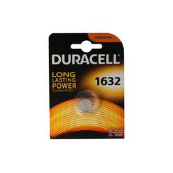 Duracell Duracell Lithium Batterie DL1632 IEC CR1632 Batterie