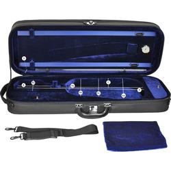 Steinbach Violakoffer für 16 Zoll Bratsche/Viola Blau SVAC-5016 BL