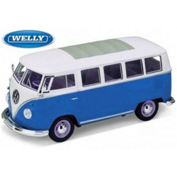 Welly VW Bus T1 1962 1:24 Modellauto