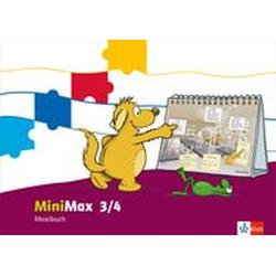 MiniMax. Das Maxibuch 3-4. 3./4. Schuljahr als Buch von