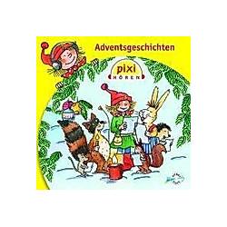 Adventsgeschichten - Hörbuch