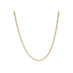 Luigi Merano Königskette Königskette, massiv, Gold 585
