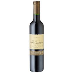 Cornet & Cie Banyuls Rimage - 0,5 L - 2017 - Abbe Rous - Französischer Rotwein