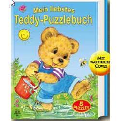 Mein liebstes Teddy-Puzzlebuch als Buch von
