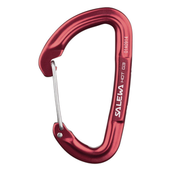 Salewa HOT G3 Wire - Karabiner Red