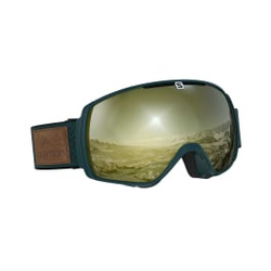 Salomon - Xt One Sigma Greeng/Sol Bkgold - Skibrillen