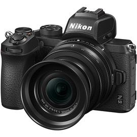 Nikon Z50 + Nikkor Z DX 16-50mm VR + FTZ Objektivadapter