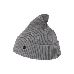 ESPRIT Damen Mütze 'Beanie' hellgrau, Größe One Size, 5087670
