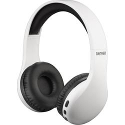Denver Kopfhörer BTH-240 Bluetooth Kopfhörer weiß