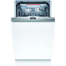 Bosch Serie 4 SPV4HMX61E Geschirrspüler 45 cm - Weiß