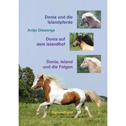 Donia und die Islandpferde
