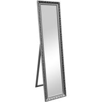 Home Affaire Standspiegel Pius 40x160 cm, silberfarben (1-St)