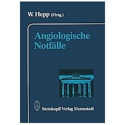 Angiologische Notfälle - Buch