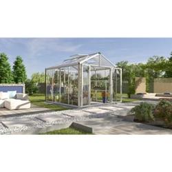 Vitavia Zeus Comfort Gewächshaus 8100 ESG/HKP, alu
