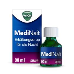 WICK MediNait Erkältungssirup für die Nacht 90ml** 90 ml