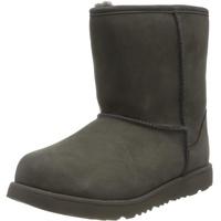 UGG Australia UGG Unisex Kinder Wetter KURZ Klassische Stiefel, Grau, 32.5 EU