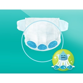 Pampers Baby-Dry 15+ kg 124 Stück