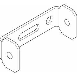 ABN KV Verbindungsklammer AVK2