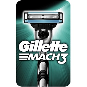 Gillette MACH3 Herrenrasierer