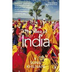 The Idea of India: eBook von Sunil Khilnani