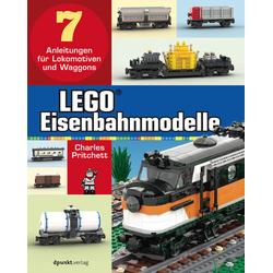 LEGO®-Eisenbahnmodelle: Taschenbuch von Charles Pritchett