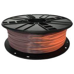 WhiteBOX 3D-Filament  PLA Temperatur-Farbwechsel lila-pink 1.75mm 1000gSpule