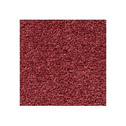 VORWERK Teppichboden Passion 1004, Meterware, Velours, Breite 400/500 cm rot 400 cm