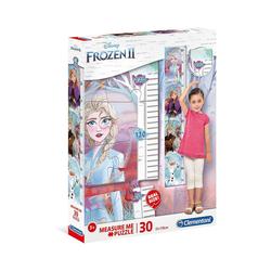 Clementoni® Puzzle Messlatten Puzzle 30 Teile - Disney Eiskönigin 2, Puzzleteile