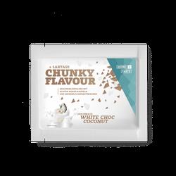 (13.00 EUR/100g) MORE 2 TASTE Chunky Flavour Probe (30g)   Weiße Schokolade Kokosnuss
