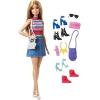 Barbie Puppe und Accessoires (FVJ42)
