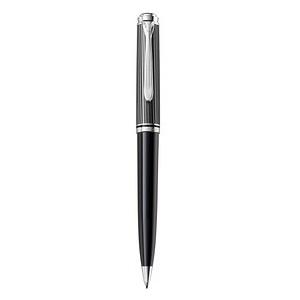 Pelikan Kugelschreiber Souverän K805 Stresemann schwarz Schreibfarbe schwarz
